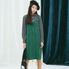 Everies - Knit Jumper Dress