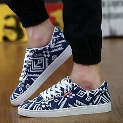 Gerbulan - Patterned Sneakers