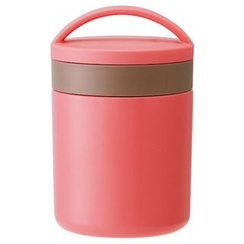 Skater - Earth Color Thermal Delica Pot (Pink)