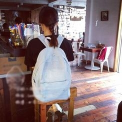LMWZ - Denim Backpack