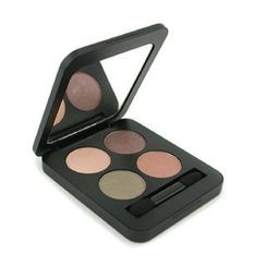 Youngblood - Pressed Mineral Eyeshadow Quad - Gemstones