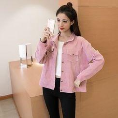 Be Bonita - Button Jacket