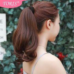 Toris - 魔術貼卷髮短馬尾