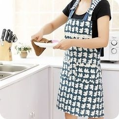 Fun House - Print Apron
