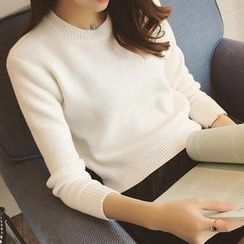 ANTEM - Plain Knit Top