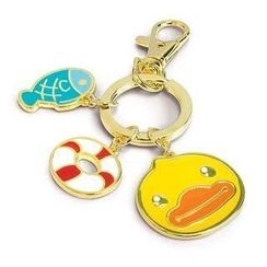 B. Duck - B. Duck 锁匙扣
