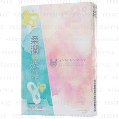 Annie's Way - Anti-Wrinkle Eye Mask (5 pcs)