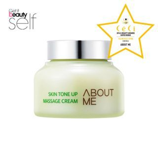 ABOUT ME - Skin Tone Up Massage Cream 150ml