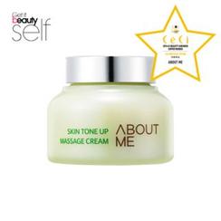 ABOUT ME - Skin Tone Up Massage Cream 150ml