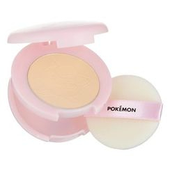 Tony Moly 魔法森林家園 - Pokemon Purin Peach Pact SPF42 PA++ (#01 Cotton Vanilla)