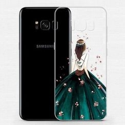 Kindtoy - Print Mobile Case - Samsung Galaxy S8