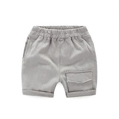 WellKids - Kids Front-Pocket Shorts