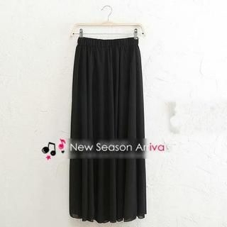 JVL - Chiffon Maxi Skirt