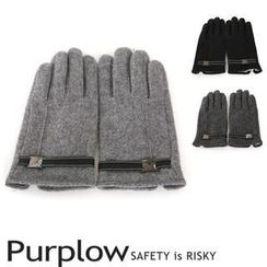 Purplow - Wool Gloves