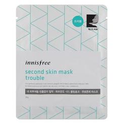 Innisfree - Second Skin Mask (Anti-Trouble)