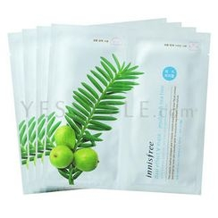 Innisfree - Dual Effect V Mask (Jejubija & Tea Tree)