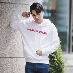 STYLEMAN - Lettering-Front Hoodie