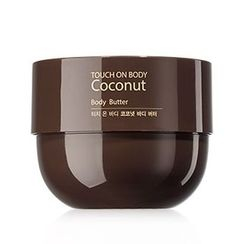 The Saem - Touch On Body Coconut Body Butter 300g