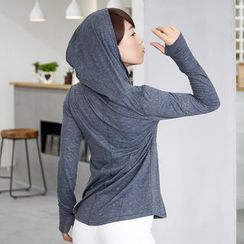 Morning Body - Plain Quick Dry Hoodie