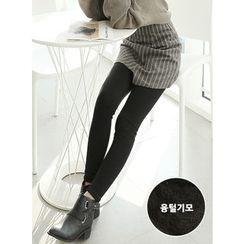 BBAEBBAE - Fleece-Lined Leggings