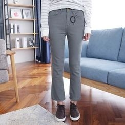 Envy Look - Colored Straight-Cut Pants