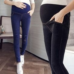 Maiden's Tale - Maternity Skinny Jeans