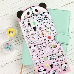 Homey House - Panda Sticker