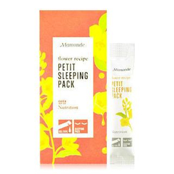 Mamonde - Nutrition Petit Sleeping Pack