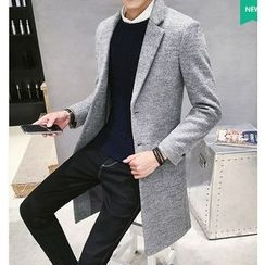 Fisen - Wool Blend Coat