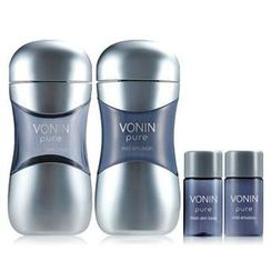 VONIN - Pure Special Set: Fresh Skin Toner 130ml + Mild Emulsion 130ml