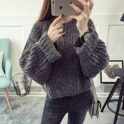 CHERJOE - 粗針織毛衣