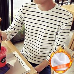 T for TOP - Striped Pullover