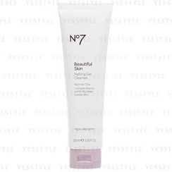Boots - No7 Beautiful Skin Melting Gel Cleanser