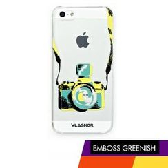 Vlashor - Printed iPhone 5 Case