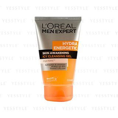L'Oreal - Men Expert Hydra Energetic Icy Cleansing Gel