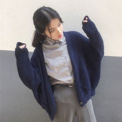TriStyle - 粗针织开衫