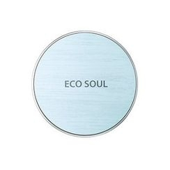 The Saem - Eco Soul Power Proof Cooling BB Cushion SPF50+ PA+++ (01 Aqua Beige)