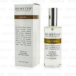 Demeter Fragrance Library - Log Cabin Cologne Spray