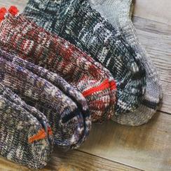 Socka - 粗针加厚短袜