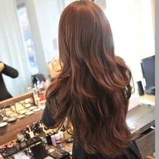 VIDO - Long Full Wig - Wavy