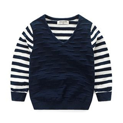WellKids - Kids Striped Sweater