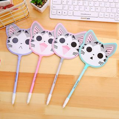 Hera's Place - Cat Paper Fan Pen