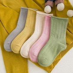 Knitika - Kids Ribbed Socks