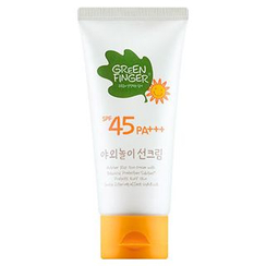 Green Finger - Outdoor Sun Cream SPF45 PA+++