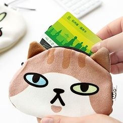 Class 302 - Cat Coin Purse