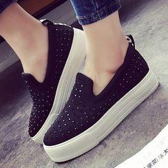 BAYO - 水鑽輕便鞋