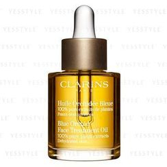 Clarins - Blue Orchid Face Treatment Oil