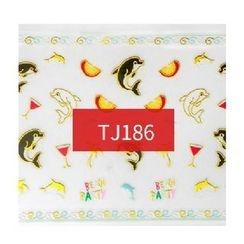 Maychao - Nail Sticker (TJ186)