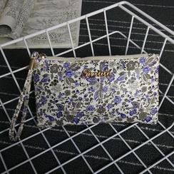 BOLIYASHI - Faux-Leather Printed Clutch