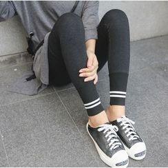 MATO - Striped Leggings